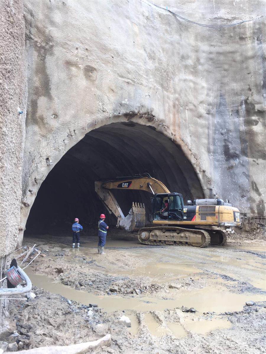 缅甸上耶崖水电站项目2